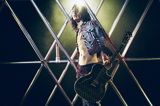 Miyavi Announces Cover Picture And Songs For Self Title Album Sync